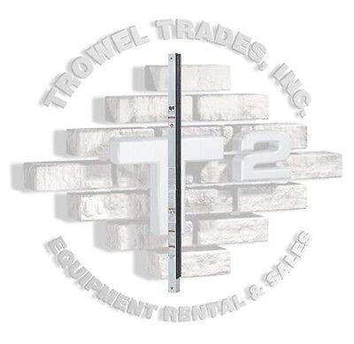 Qual Craft 2024 Aluminum Ultra Jack Pole 24 With Rubber Face Pump Jack Scaffold