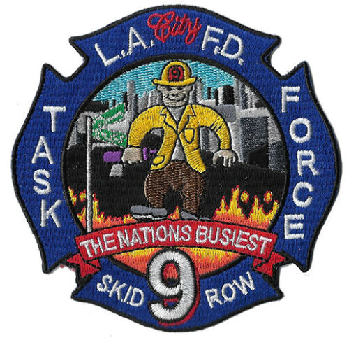 LAFD Station 9 The Nation