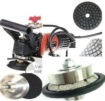 12 Bevel Bullnose Granite Wet Polisher Wet Grinder Wet Stone Granite Tile Saw