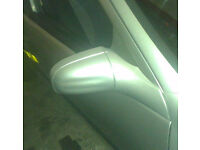Vauxhall Corsa B O/S Wing Mirror In Silver (2000)