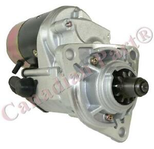 New DENSO Starter for ISUZU Misc. Industrial Equipment 76-On-All