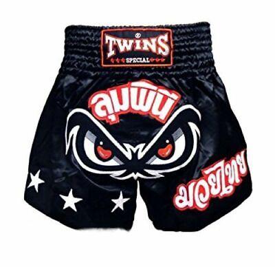 TWINS Retro Muay Thai Boxing Shorts TBS207
