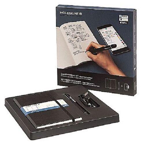 как выглядит Планшет для рукописного ввода графической информации Moleskine Smart Writing Set, Paper Tablet and Pen (Model: 851152), NEW, SEALED фото