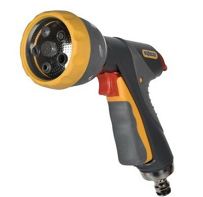 HOZELOCK 2694 MULTI SPRAY PRO METAL WATERING GUN 7 SPRAY PATTERNS