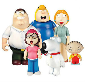Family Guy Figures (Assorted)