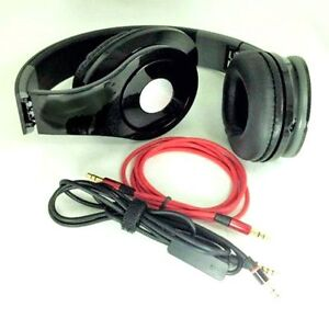 Foldable Noise Reduction-Cancellation Wired Stereo Hifi Headset