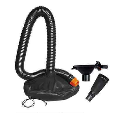 WA4057 WORX LeafPro Universal Leaf Collection System with TURBINE Adapter