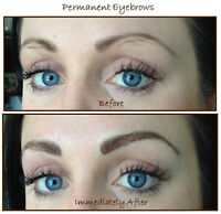 Permanent Makeup - The Soft & Natural Kind!
