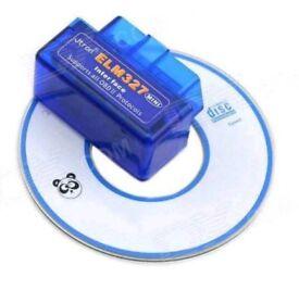 ELM327 Bluetooth OBD2 Scanner Tool