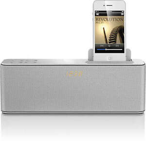 Brand new Philips iPod dock iphone 4 and before AD348