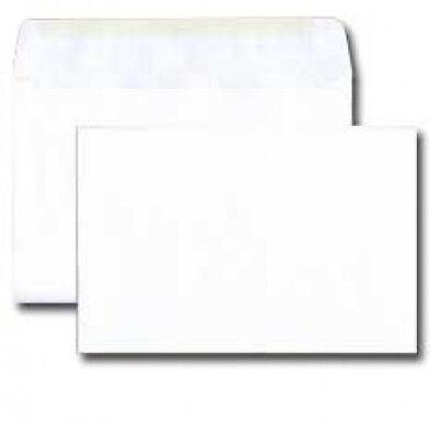 9 X 12 Booklet Envelope - Open Side - 28 White Jumbo Box Of 500