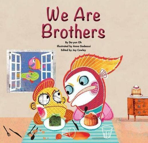We Are Brothers (Growing Strong) by Oh, Da Yun | Paperback Book | 9781925234015