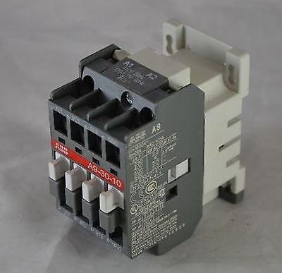 A9-30-10 110v50hz 110-120v60hz - Abb - 3 Pole Contactor