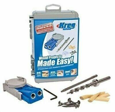 Kreg Tool Company R3 Kreg Jig Jr. Pocket Hole Jig (Kreg R3 Jr Pocket Hole Jig System)