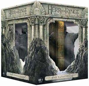 DVD Box Herr der Ringe Die Gefährten Special Extended Limited Edition Argonath