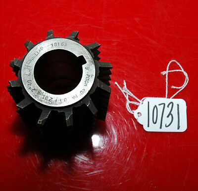 Illinois Tool Works Mo 10 8 Pitch 20 Degree Pa Hob  Inv 10731