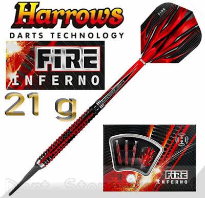 "HARROWS Softdarts ""FIRE INFERNO"", 21g"