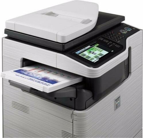 laser color copy machine