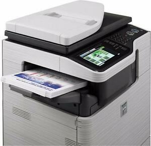 SHARP COLOUR Copier MX-C4024C COLOR SCANNER LASER PRINER COPY MACHINE PHOTOCOPIER TORONTO #1 COPIERS PRINTERS STORE