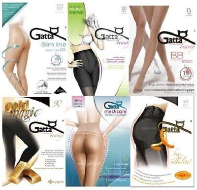 Strumpfhose,Gold,Hyaluronsäure,BB cream,Medicare,Silm line,Body Shaper,Cellulite Gold Bb