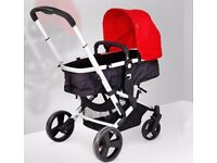 Mothercare Xpedior pream pushchair car seat £50 ono