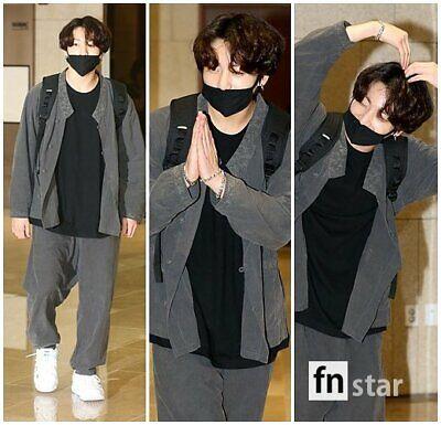Korean Modern style Hanbok The Outfit same as BTS JUNGKOOK