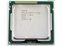 Intel i5 2400 processor