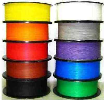 30 Awg Kynar Wire Wrap - 30 Gauge Kynar - 500 Feet Of Any Color