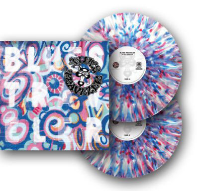 """Blues Traveler, """"Blues Traveler"""" 2-LP Set (Splatter Vinyl)"""