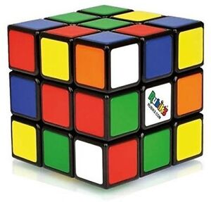 Original Rubik's Cube 3x3 - Authentic Mind Game Puzzle UK SELLER BRAND NEW ITEM