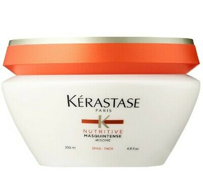 Kerastase Nutritive Mask for Dry Thick Hair 6.8 oz/ 200 ml Nourishing Treatment