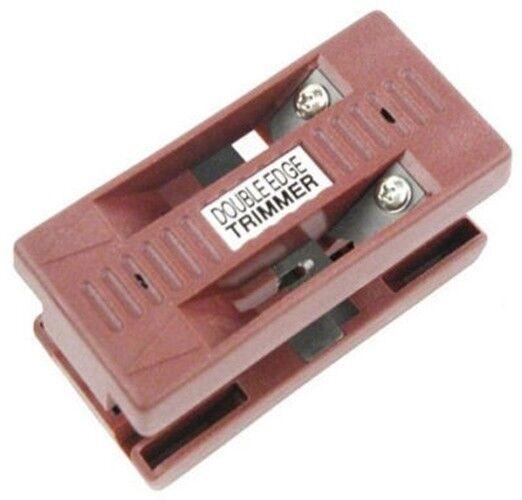 Edge Trimmer Tool for Wood Veneer Melamine PVC Edging Trimming