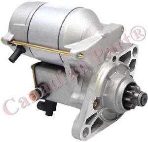 New DENSO Starter for ACURA INTEGRA 1994-2001 SND0485