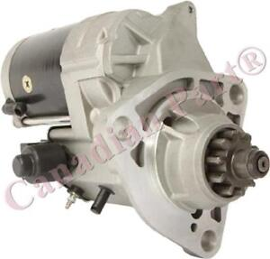 New DENSO Starter for KENWORTH C500,T2000,T600 / T800,W900 1997-