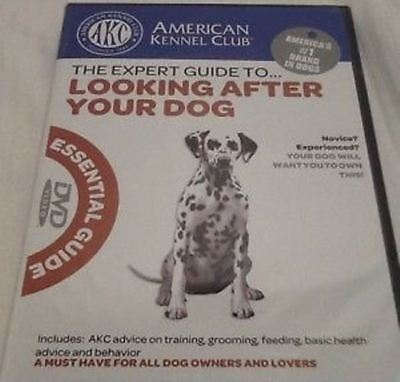 Dog Training DVD - Best How To: LOOKING AFTER YOUR DOG - [G111] for sale  Milwaukee