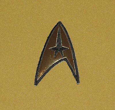 Star Trek TOS Command Insignia 3rd Season version patch cosplay
