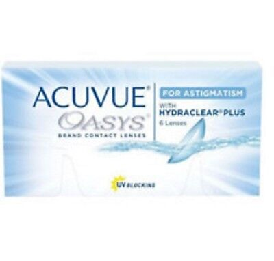 Acuvue oasys for Astigmatism 2x6 TOP ANGEBOT,  Johnson&Johnson, DHL VERSAND
