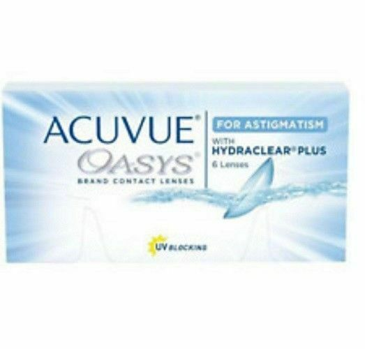 Acuvue oasys for Astigmatism 1x6 JohnsonJohnson günstig