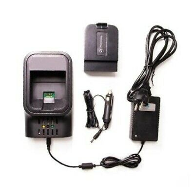 New Battery And Charger Bundle For Digitrak Se F2 F5 And Falcon Series