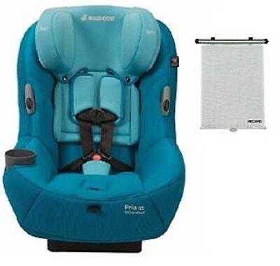 Maxi-Cosi Pria 85 Ribble Special Edition Car Seat Mallorca Blue w/ Recaro Shade!