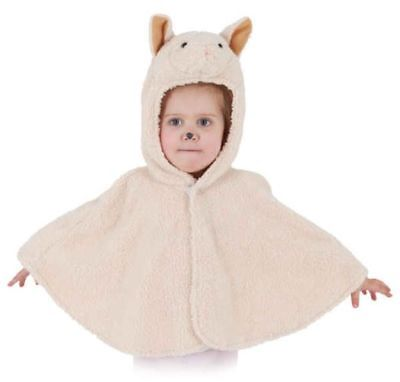 Schaf Kinder Kostüm als Lamm verkleiden zu Karneval - Lamm Kinder Kostüme