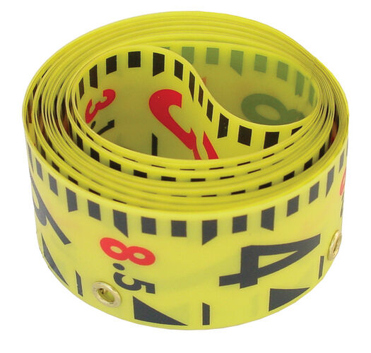 Replacement Tape Only  for GR10T/ GR1000T Laserline Lenker Rod 10ths
