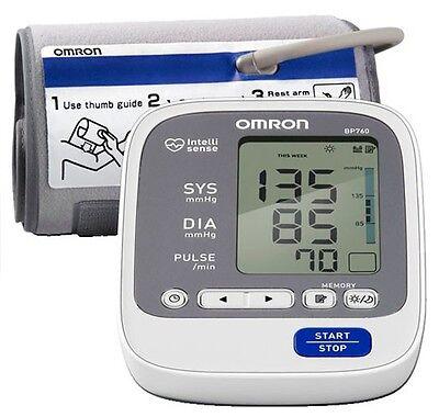 Omron 7 Series Digital Blood Pressure Unit Bp-760n