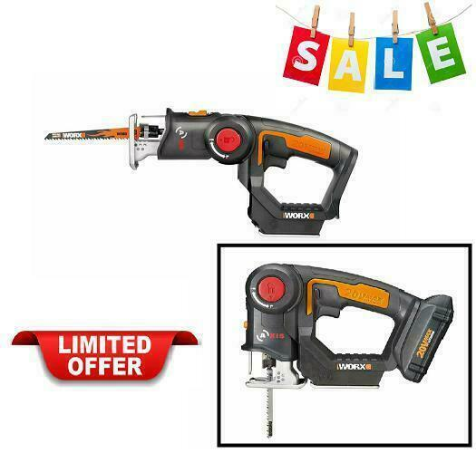 20 V Axis 2 In 1 Reciprocating Saw And Jigsaw With Orbital M