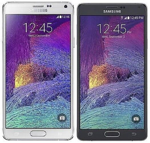 $289.99 - New Samsung Galaxy Note 4 IV N910V 4G LTE 32GB Verizon Unlocked Smartphone