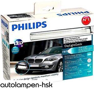 Philips LED Tagfahrlicht Day Light Guide DayLightGuide - 12825WLEDX1 +ZUGREIFEN+