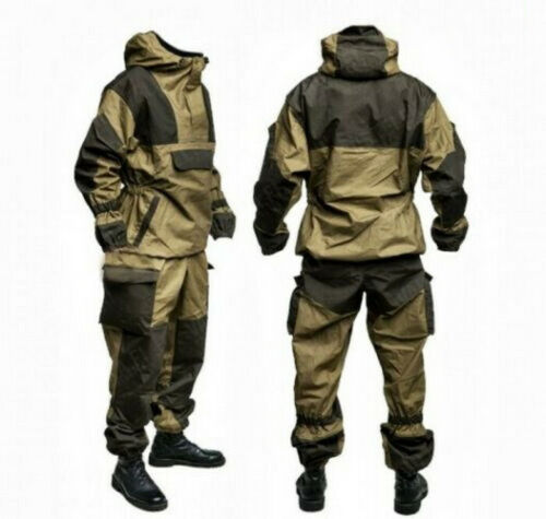 GORKA 4 UNIFORM CAMOUFLAGE RUSSIAN ARMY MILITARY STYLE HUNTING FISHING AIRSOFT