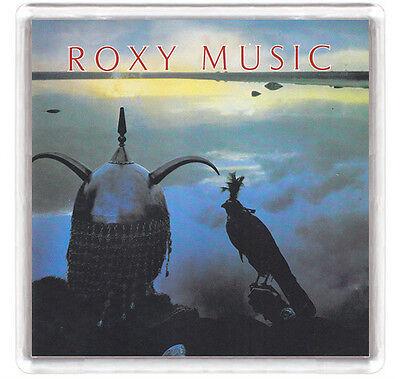 Roxy Music Avalon 1982 LP Cover Fridge Magnet Magnet Kühlschrank ()