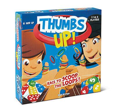 Blue Orange Thumbs Up! Fun Kids Ring Game](Kids Fun Games)