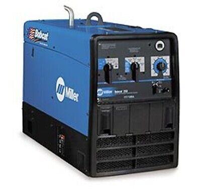Miller Bobcat 250 Lp Engine-driven Welder Generator 907504